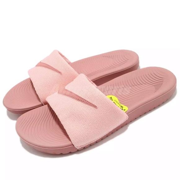 best sneakers cba79 0f76b 🔥Sandal SALE🔥❣️LAST ONE❣️Nike Girls Kawa Sandals NWT